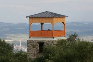 Lookout tower Jirina - Litvinov